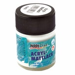 KREUL Hobby Line Acryl Mattlack transparent 50ml