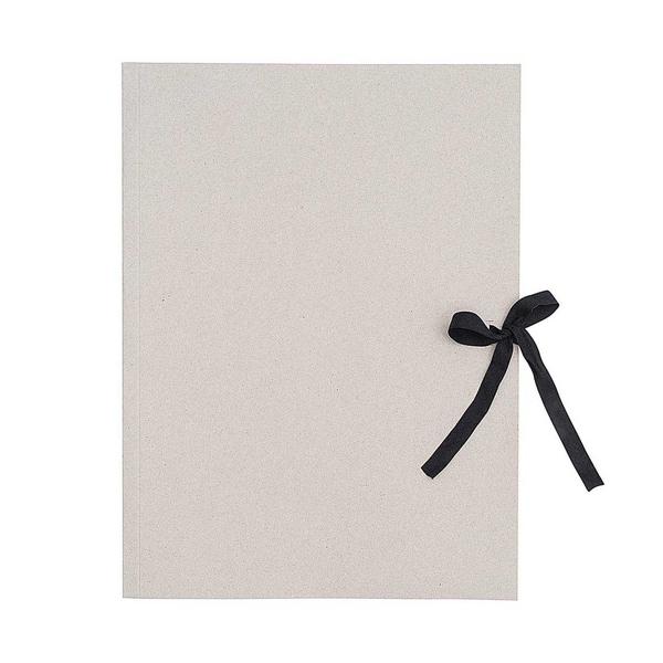 Paper Poetry Zeichenmappe grau DIN A3
