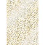 HEYDA Transparentpapier Primavera Roma gold 50x70cm 115g/m²
