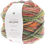 Rico Design Creative Melange aran Wonderball 200g 640m multicolor