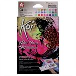 Koi Water Color Sketchbox Creative Art Colours 24 Farben