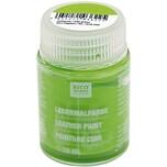 Rico Design Ledermalfarbe 20ml saftgrün
