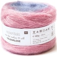 Rico Design Essentials Super Kid Mohair Loves Silk Colourlove 100g 265m natur