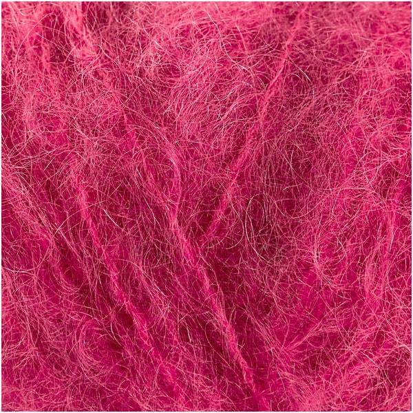 Rico Design Fashion Mohair Merino Chunky 50g 100m pink