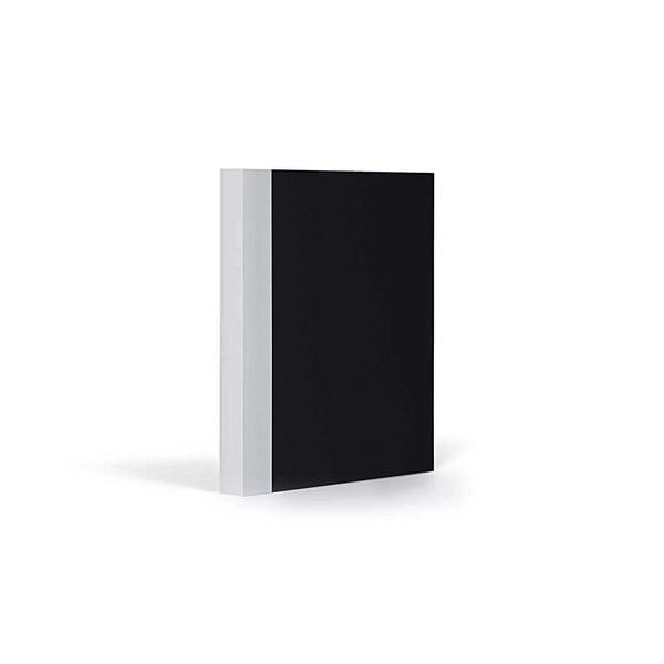 FANTASTICPAPER Notizbuch A6 liniert black-coolgrey