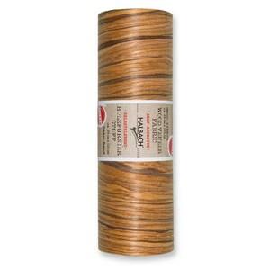 HALBACH Stoff Holzfurnier natur selbstklebend 20cm