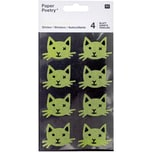 Paper Poetry Washi-Sticker Katzen