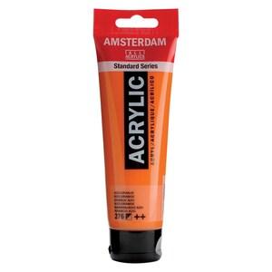 AMSTERDAM Acrylfarbe 120ml azo orange