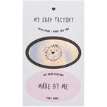 Made by Me Seifen-Sticker Funny 18 Stück