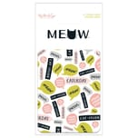 MyMindsEye Scrapbooking Journal Cards Meow 24 Stück