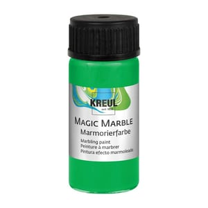 KREUL Magic Marble Marmorierfarbe 20ml hellgrün