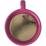 Jewellery Made by Me Anhänger für Buttons pink 32,5x25,5mm