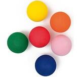 Rico Design Moosgummikugeln mehrfarbig 25mm 6 Stück