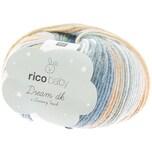 Rico Design Baby Dream Luxury Touch dk 50g 115m petrol-gelb