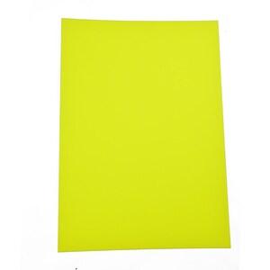 Marpa Jansen Plakatkarton 48x68cm 380g/m² zitrone