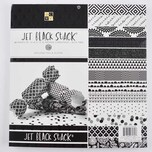 DECOHOBBY Scrapbooking Jet Black Stack