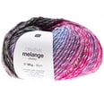 Rico Design Creative Melange chunky 50g 90m lila-pink