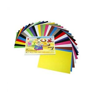 MARPA JANSEN Fotokarton mehrfarbig 22,5x32,5cm 30 Blatt