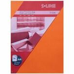 Artoz Bogen S-Line A4 80g/m² 5 Stück orange