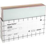Paper Poetry Umschläge mehrfarbig 18,4x13,4cm 160g/m² 30 Stück