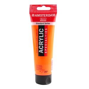 AMSTERDAM Acrylfarbe 120ml reflexorange