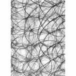 HobbyFun Strukturvlies 30cm schwarz