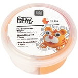 Rico Design Super Fluffy Set Tiger 40g