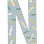Rico Design Buchstabe für Girlande 14cm N