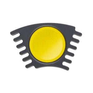 Faber Castell Farbkasten Einzelfarbe gelb