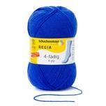 REGIA 4fädig 100g 420m electric blue