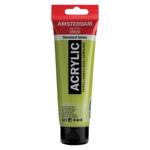 AMSTERDAM Acrylfarbe 120ml olivgrün hell