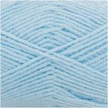 Rico Design Babywolle 50g 150m hellblau