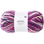 Rico Design Acryl Soft 50g 155m beere Mix