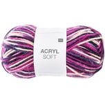 Rico Design Acryl Soft beere mix 50g 155m