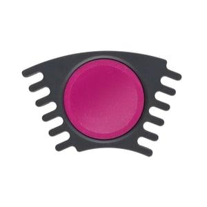 Faber Castell Farbkasten Einzelfarbe magentarot