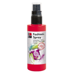 Marabu Fashion Spray 100ml rot