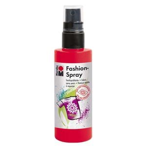 Marabu Fashion Spray 100ml rot