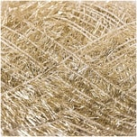 Rico Design Creative Bubble 50g 90m metallic gold