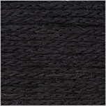 Rico Design Fashion Alpaca Dream 50g 115m schwarz