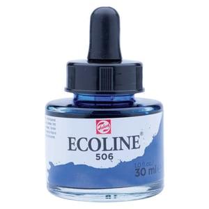 ECOLINE flüssige Wasserfarbe 30ml ultramarin dunkel