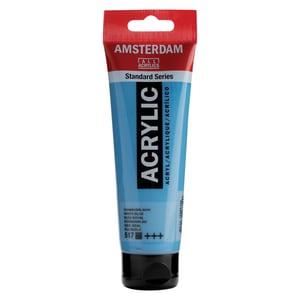 AMSTERDAM Acrylfarbe 120ml königsblau