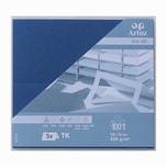 Artoz Tischkarte Serie 1001 220g/m² 5 Stück classic blue