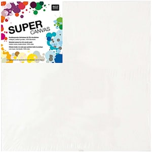 Rico Design Super Canvas Keilrahmen 40 x 40 cm