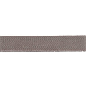 Gütermann Nahtband 20mm 3m grau Nr. 9555