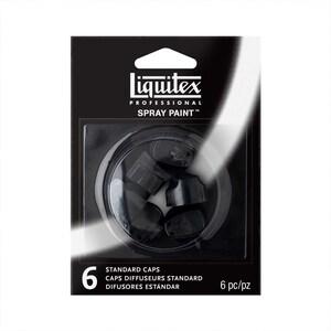 Liquitex Spray Sprühköpfe Standard 6 Stück