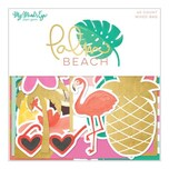 MyMindsEye Scrapbooking Mixed Bag Palm Beach 40 Motive