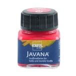 KREUL Javana Stoffmalfarbe helle und dunkle Stoffe 20ml cherry