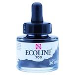 ECOLINE flüssige Wasserfarbe 30ml schwarz