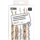 Rico Design Freundschaftsbänder Set pastell