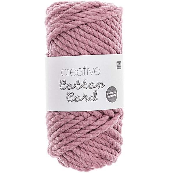 Rico Design Creative Cotton Cord 130g 25m flieder